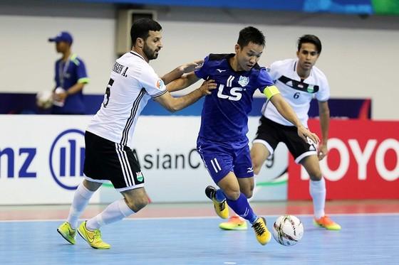 Tứ kết Futsal CLB châu Á: Chờ đợi Thái Sơn Nam làm nên bất ngờ