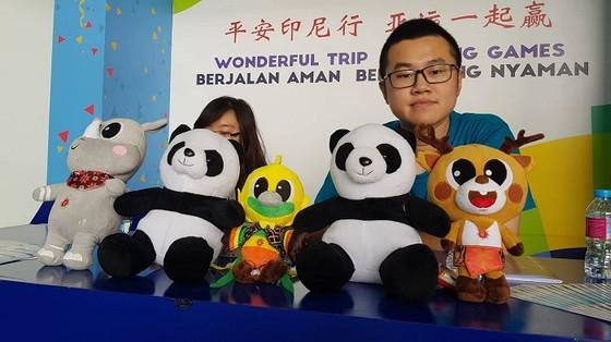 Đội Olympic Việt Nam đến Jakarta ảnh 3