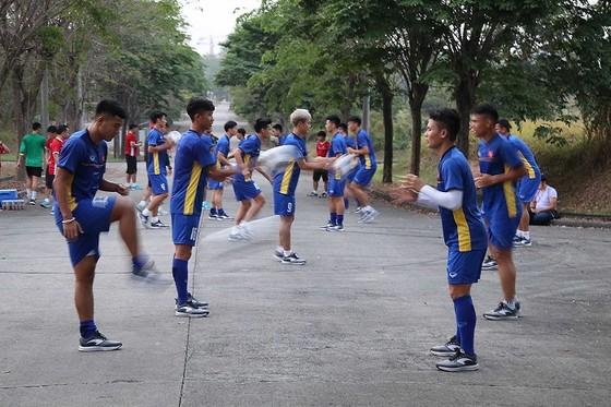 Olympic Việt Nam gặp khó trong những ngày đầu ở Jakarta ảnh 2