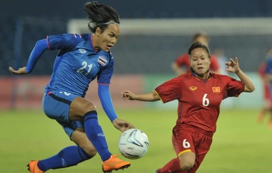Việt Nam đã vượt qua Thái Lan để lấy vé trực tiếp vào Tứ kết. Ảnh: AFC