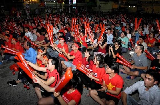 Việt Nam - Syria 1-0: Việt Nam lấy vé vào Bán kết ảnh 5