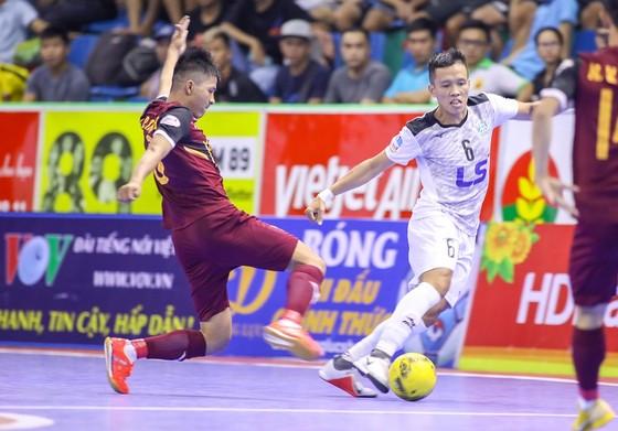 Thái Sơn Nam thắng áp đảo Sài Gòn FC. Ảnh: HOÀNG QUÂN