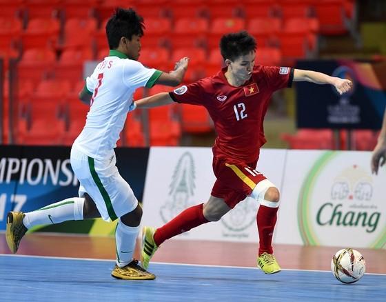 Thái Lan được chọn đăng cai vòng bảng U20 futsal châu Á 2019 ảnh 1