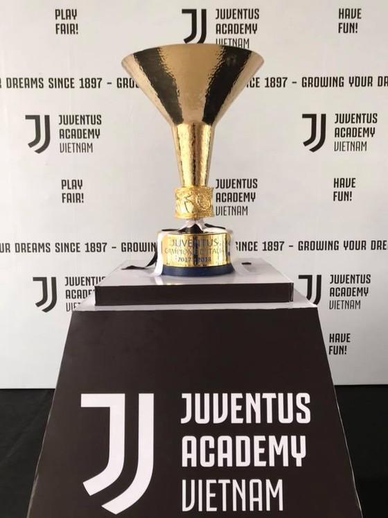 Học viện bóng đá Juventus Việt Nam chính thức thành lập ảnh 3