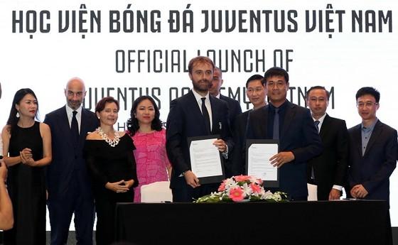 Học viện bóng đá Juventus Việt Nam chính thức thành lập ảnh 2