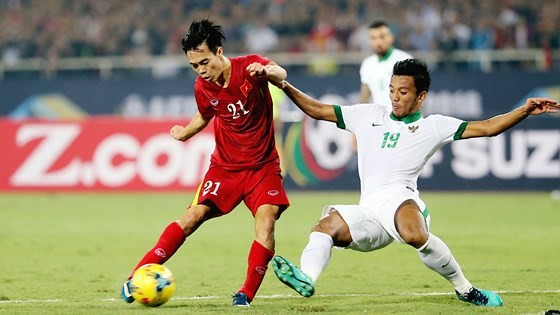 Indonesia hướng đến ngôi vô địch AFF Cup 2018