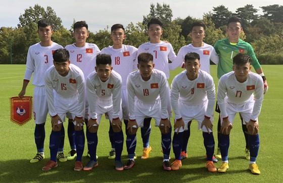 U17 Việt Nam thua Thái Lan tại Jenesys 2018
