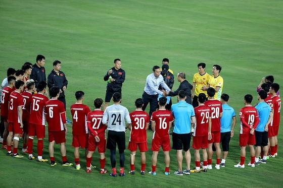 Ông Park hạ quyết tâm giành vị trí số 1 AFF Cup 2018 ảnh 1
