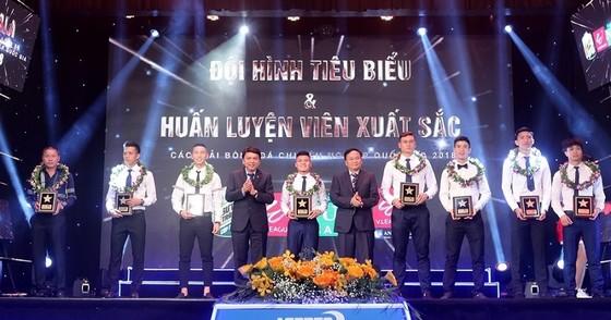 Gala tổng kết mùa giải chuyên nghiệp 2018 ảnh 4