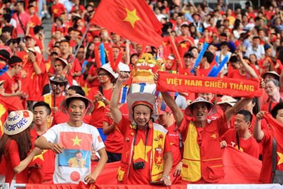 Cổ động viên Việt Nam lên kế hoạch đồng hành cùng đội tuyển tại AFF Cup 2018 ảnh 1