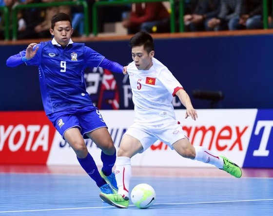 Đội Việt Nam sớm gặp Thái Lan ở vòng bảng. Ảnh: ANH TRẦN