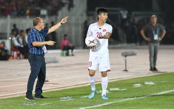 Myanmar - Việt Nam 0-0: Rộng cửa giành ngôi đầu bảng ảnh 2