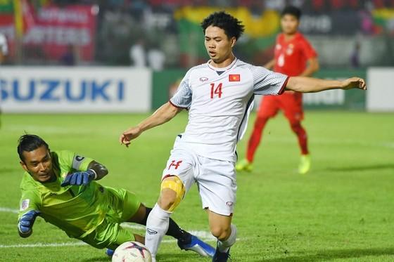 Myanmar - Việt Nam 0-0: Rộng cửa giành ngôi đầu bảng ảnh 4