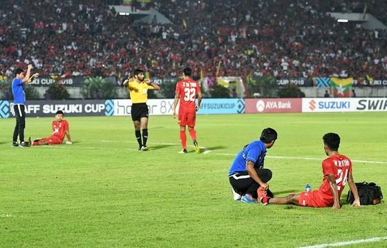 Myanmar - Việt Nam 0-0: Rộng cửa giành ngôi đầu bảng ảnh 5