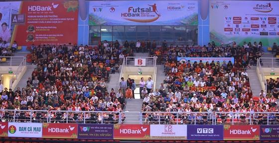 Giải futsal Cúp Quốc gia 2018 - Các đội mạnh đều giành chiến thắng ảnh 1