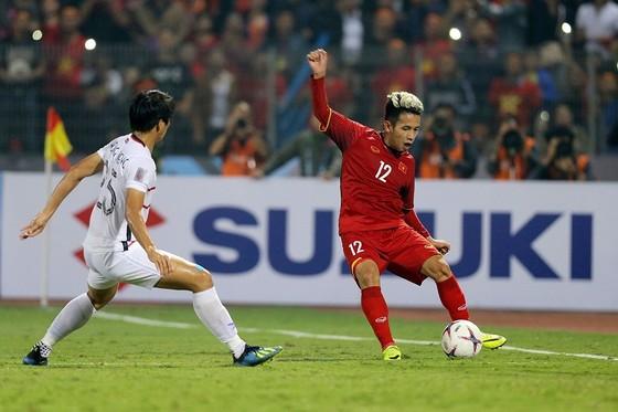 Theo ông Park thì đây không phải là chiến thắng dễ dàng của đội Việt Nam. Ảnh: MINH HOÀNG