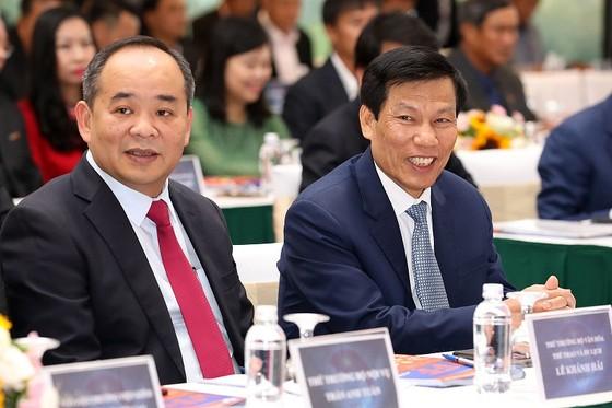 Ông Lê Khánh Hải trở thành tân Chủ tịch VFF khóa VIII ảnh 5