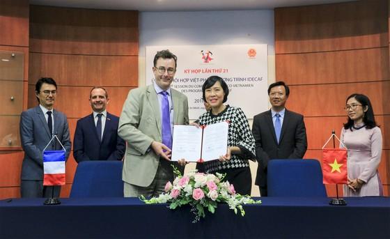 IDECAF và IFV thỏa thuận hợp tác văn hóa sau 11 năm gián đoạn ảnh 1