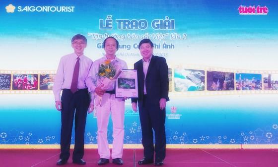 """Saigontourist trao giải và công bố sách ảnh """"Tận hưởng bản sắc Việt"""" lần 2 ảnh 2"""