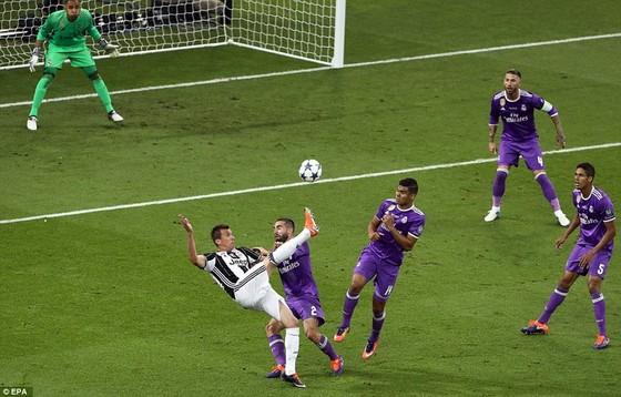 Vượt qua lời nguyền, Real Madrid lên ngôi vô địch Champions League 2017 ảnh 3