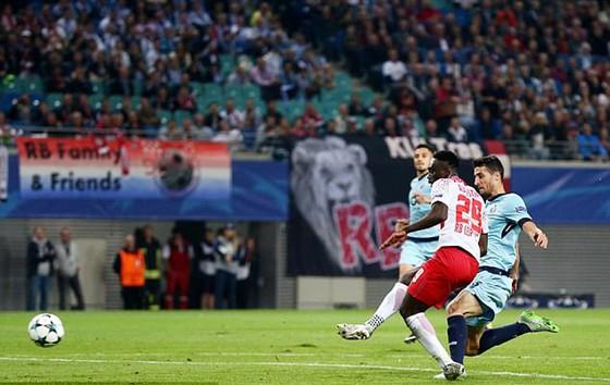 Champions League - bảng G: Monaco bất lực trên sân nhà, Leipzig khuất phục Porto ảnh 1