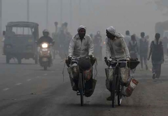 New Delhi đóng cửa toàn bộ trường tiểu học do khói mù ô nhiễm ảnh 1