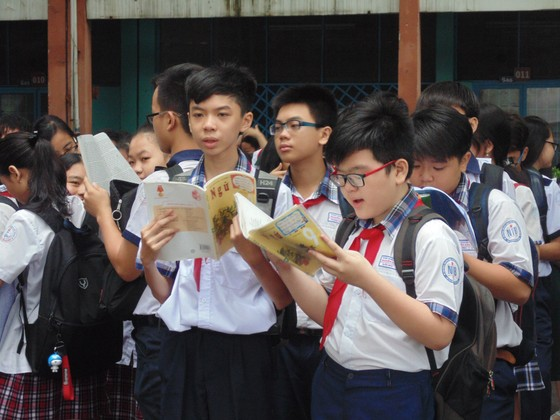 Sáng 2-6, hơn 87.000 thí sinh bước vào kỳ thi tuyển sinh lớp 10 công lập ảnh 3