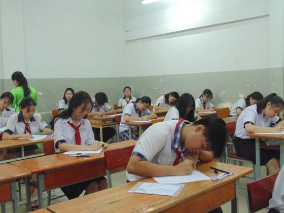 Sáng 2-6, hơn 87.000 thí sinh bước vào kỳ thi tuyển sinh lớp 10 công lập ảnh 8