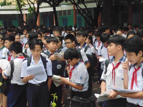 TPHCM: Hướng dẫn chấm điểm môn thi Tiếng Anh kỳ thi tuyển sinh lớp 10 năm học 2018-2019 ảnh 1