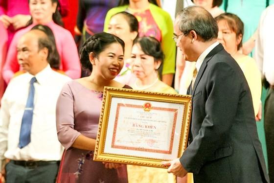 TPHCM: Công bố danh sách 50 cán bộ quản lý, giáo viên đạt giải thưởng Võ Trường Toản ảnh 1