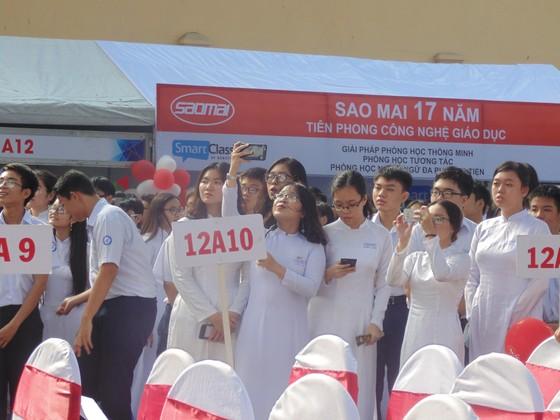 Kỷ niệm 100 năm thành lập Trường THPT Marie Curie ảnh 7