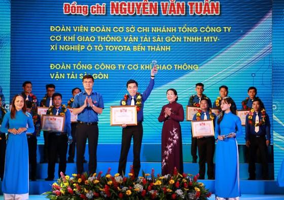 Vinh danh 32 thanh niên công nhân đạt giải thưởng Nguyễn Văn Trỗi lần thứ 11 ảnh 2