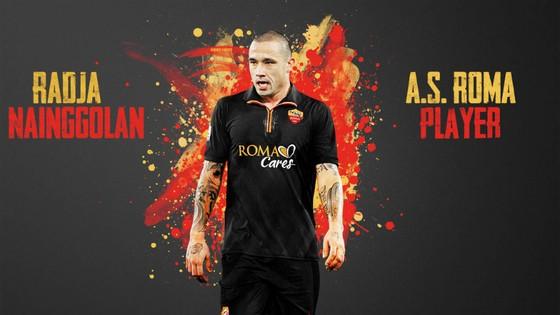 Sau Totti, Nainggolan chính là biểu tượng mới của AS Roma.