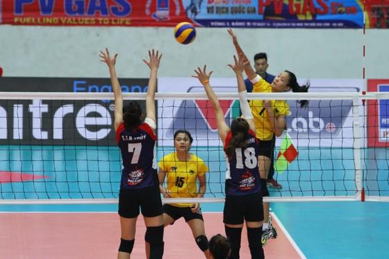 Cúp bóng chuyền Hùng Vương 2018: Khó cản bước nhà đương kim vô địch ảnh 1