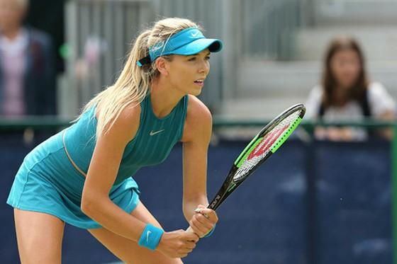 Người đẹp Wimbledon đặt trọn niềm tin vào Tam sư.