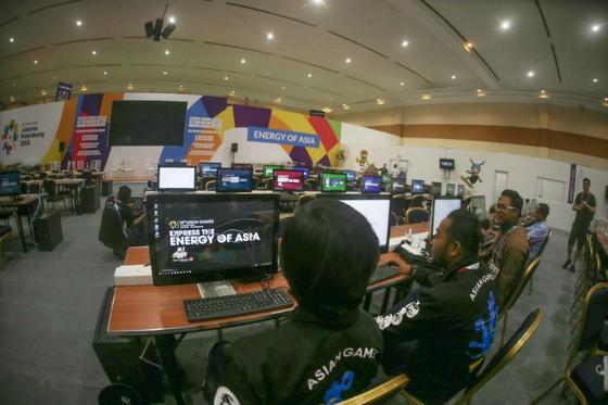 Asiad 2018: Trung tâm báo chí sẽ đón hơn 1.000 nhà báo tác nghiệp ảnh 2