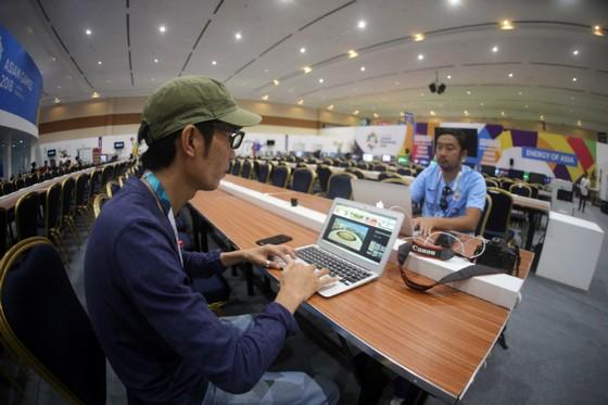 Asiad 2018: Trung tâm báo chí sẽ đón hơn 1.000 nhà báo tác nghiệp ảnh 3