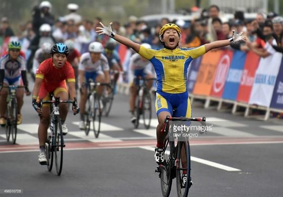 Xe đạp Thái Lan sẽ được thưởng lớn nếu giành huy chương Asiad. Ảnh: Getty Images