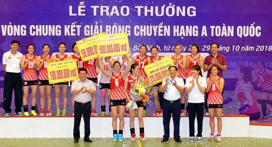 """Giải bóng chuyền hạng A toàn quốc 2018: Vé thăng hạng cho """"tân binh"""" Kinh Bắc ảnh 1"""