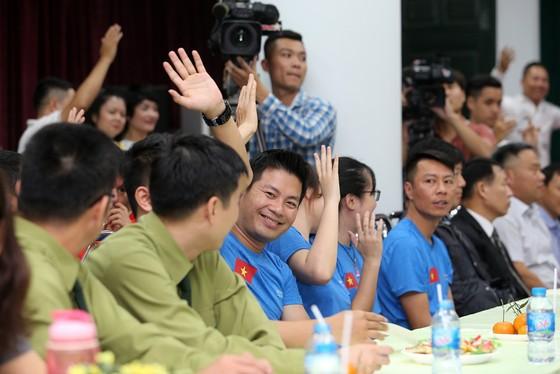 Hoàng Xuân Vinh tái ngộ đối thủ ở Olympic 2016 ảnh 4