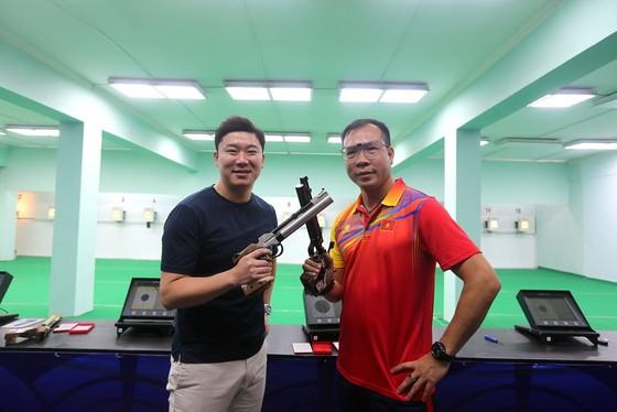 Hoàng Xuân Vinh tái ngộ đối thủ ở Olympic 2016 ảnh 2