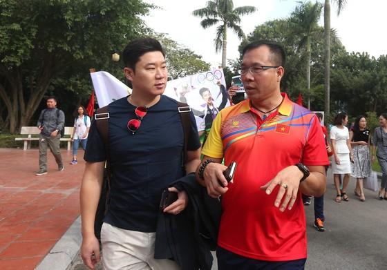 Hoàng Xuân Vinh tái ngộ đối thủ ở Olympic 2016 ảnh 7