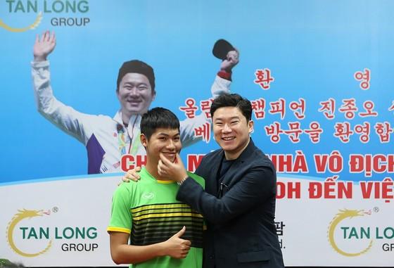 Hoàng Xuân Vinh tái ngộ đối thủ ở Olympic 2016 ảnh 6