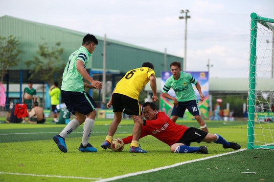 Cúp bóng đá Bình Điền Tây Ninh lần thứ 2-2019: Báo Sài Gòn Giải Phóng là khách mời ảnh 8