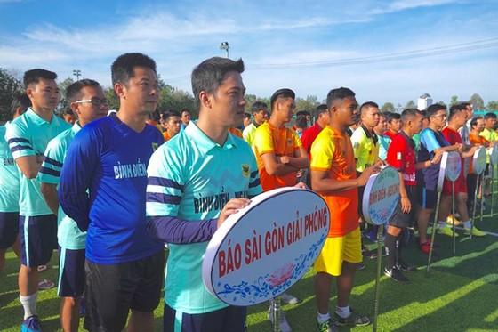Cúp bóng đá Bình Điền Tây Ninh lần thứ 2-2019: Báo Sài Gòn Giải Phóng là khách mời ảnh 3