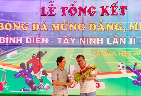 Cúp bóng đá Bình Điền Tây Ninh lần 2-2019: Báo Sài Gòn Giải Phóng đoạt Cúp đồng ảnh 5