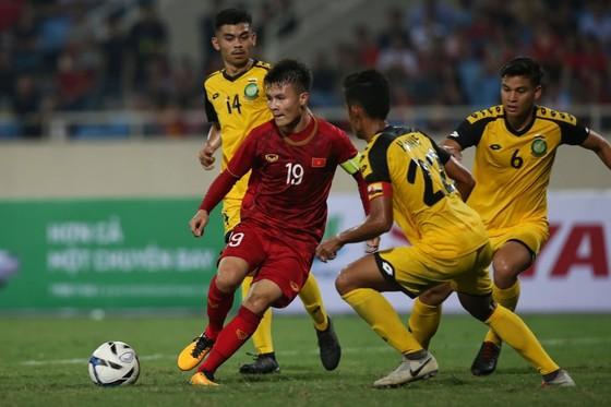 U23 Việt Nam - U23 Brunei 6-0: Chiến thắng dễ dàng ảnh 6