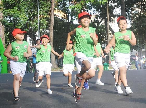 """TPHCM tổ chức Ngày chạy Olympic """"Vì sức khoẻ toàn dân"""": Hơn 20.000 người tham dự ảnh 3"""