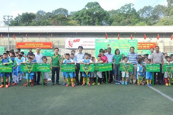 Festival bóng đá học đường TPHCM năm học 2018-2019: 186 đội dự vòng chung kết ảnh 1