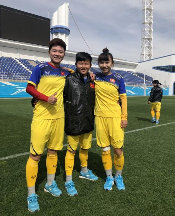 Đội tuyển nữ Việt Nam bắt đầu chinh phục giấc mơ Olympic ảnh 2
